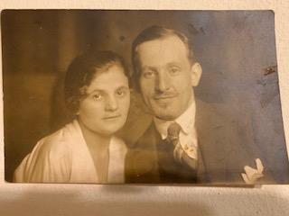 Ethel (Matlovsky) and Albert Greenberg